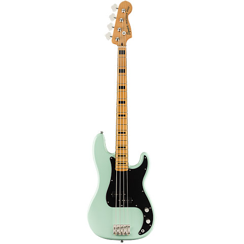 Electric Bass Guitar Squier Classic Vibe '70s Precision Bass FSR SFG
