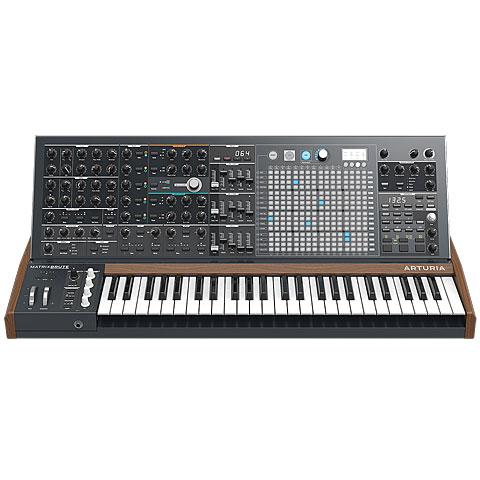 Synthesizer Arturia MatrixBrute Showroom