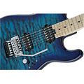 Guitare électrique Charvel Pro-Mod San Dimas Style 1 HH FR M QM
