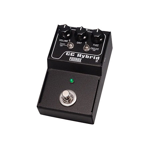 Effektgerät E-Gitarre Foxrox CC Hybrid2