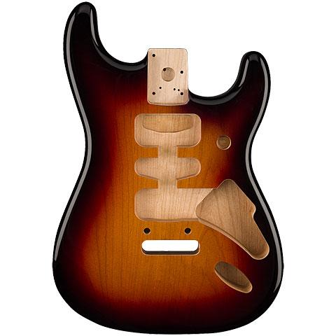 Body Fender Deluxe Stratocaster HSH 3-TSB