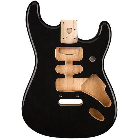 Body Fender Deluxe Stratocaster HSH BK