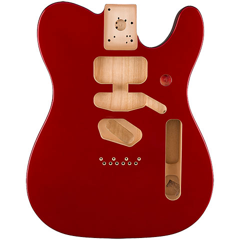 Body Fender Deluxe Telecaster SSH CAR