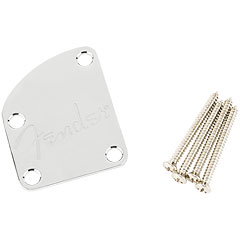 Fender 4-Bolt Deluxe Contoured « Neck Plate