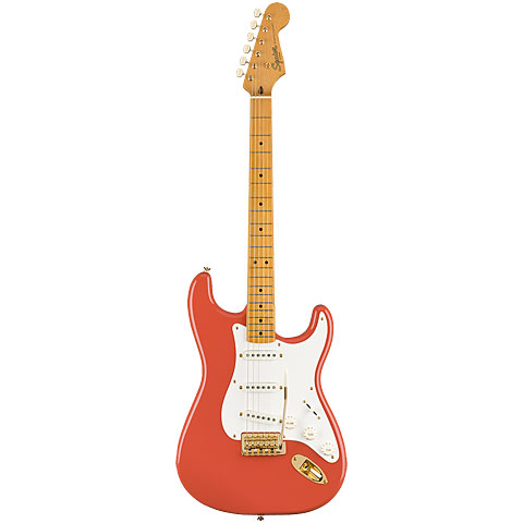 Squier Classic Vibe '50s Stratocaster FRD FSR « Guitarra eléctrica