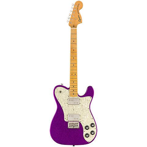 Squier Classic Vibe 70s Tele Deluxe PRPLSP Special Editon « E-Gitarre