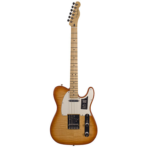 Fender Player Telecaster MN SSB Plus Top ltd. Editon « Electric Guitar