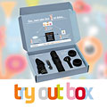 Mundstückadapter Jupiter Try Out Box