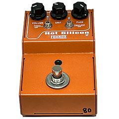 Foxrox Hot Silicon Fuzz 2 « Effets pour guitare électrique