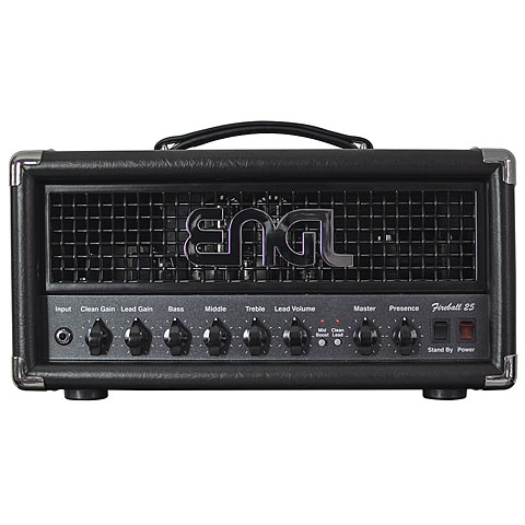 Cabezal guitarra Engl Fireball 25 E633