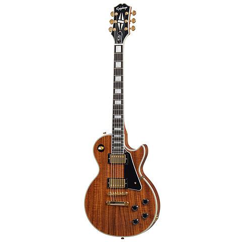 Epiphone Les Paul Custom Koa limited Edition « E-Gitarre