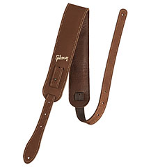 Gibson The Nubuk brown « Guitar Strap