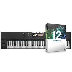 Native Instruments Kontrol S88 MK2 K12 « Masterkeyboard