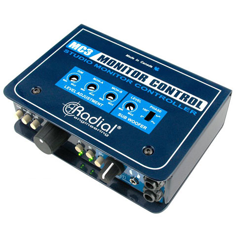 Monitor-Controller Radial MC3