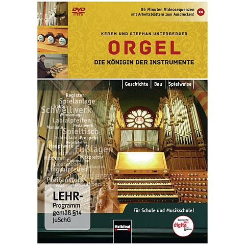 DVD Helbling Die Orgel - DIe Königin der Instrumente