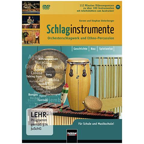 DVD Helbling Schlaginstrumente - Orchesterschlagwerk und Ethno-Percussion