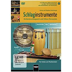 Helbling Schlaginstrumente - Orchesterschlagwerk und Ethno-Percussion « DVD