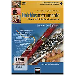 Helbling Holzblasinstrumente - Flöten- und Rohrblatt-Instru « DVD