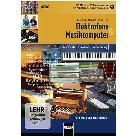 DVD Helbling Elektrofone & Musikcomputer