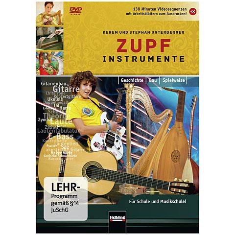 DVD Helbling Zupfinstrumente - Geschichte - Bau - Spielweise