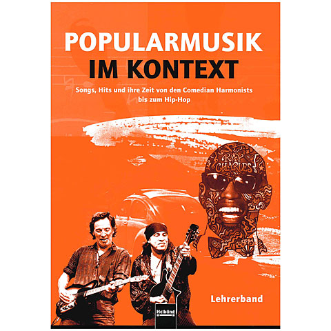Instructional Book Helbling Popularmusik im Kontext - Lehrerband