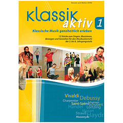 Helbling Klassik aktiv 1 « Instructional Book