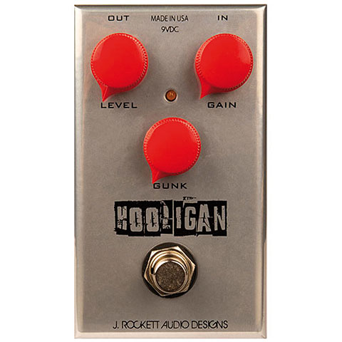 Effektgerät E-Gitarre J. Rockett Audio Designs The Hooligan Fuzz