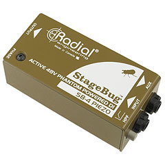 Radial StageBug SB-4 « DI-Box/splitter