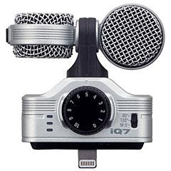 Zoom iQ7 « Microphone
