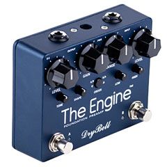 DryBell The Engine « Pedal guitarra eléctrica