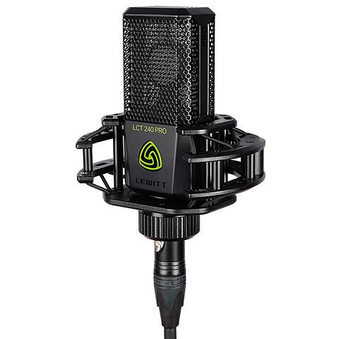 Microphone Lewitt LCT 240 Pro BK Bundle