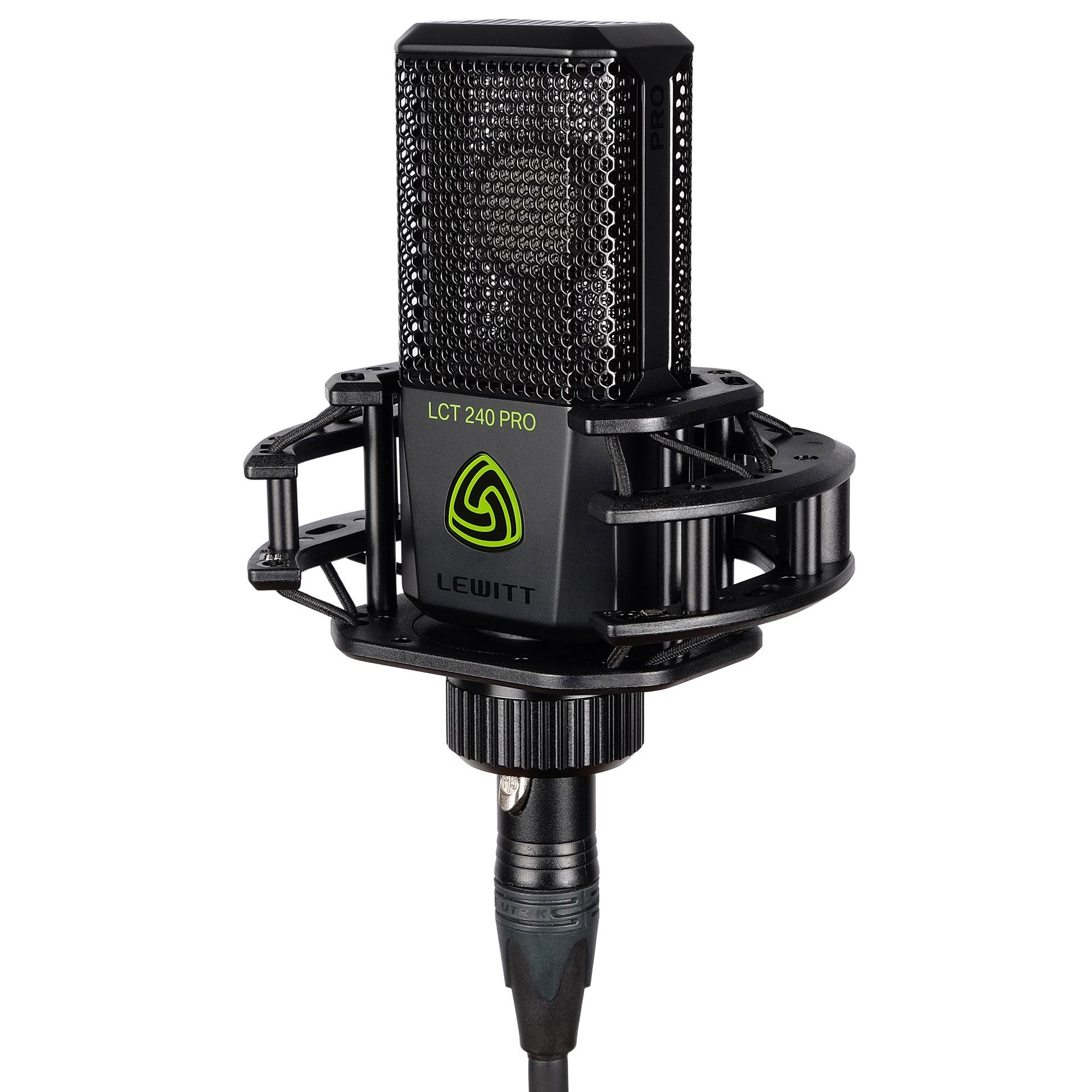 Lewitt LCT 240 Pro BK Bundle 10122275 « Microphone
