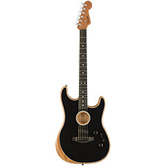 Fender Acoustasonic Strat Black