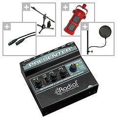 Radial Live Stream Set ONE « Mesa de mezclas