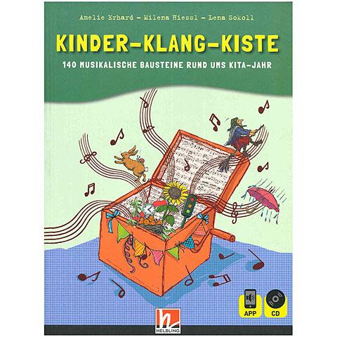 Manuel pédagogique Helbling Kinder-Klang-Kiste
