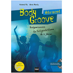 Helbling BodyGroove Kids Advanced « Leerboek