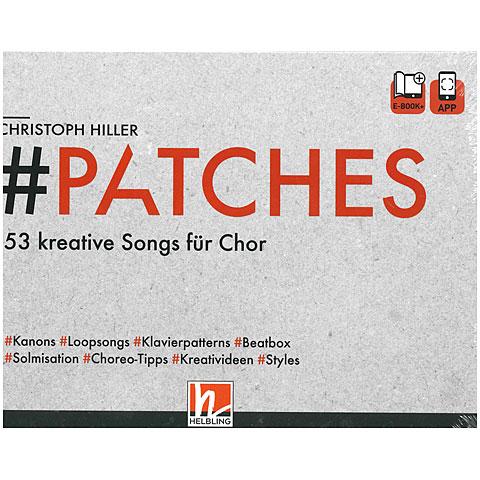 Chornoten Helbling #Patches - 53 kreative Songs für Chor