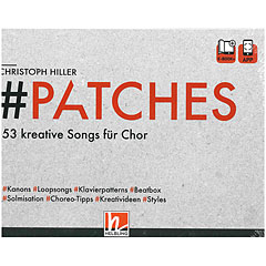 Helbling #Patches - 53 kreative Songs für Chor « Bladmuziek voor koren