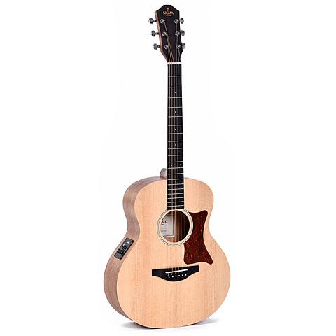 Guitarra acústica Sigma Guitars GSME