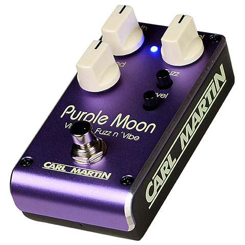 Effets pour guitare électrique Carl Martin Purple Moon 2019