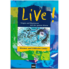 Helbling Live! Klezmer und Jiddische Lieder « Libros didácticos