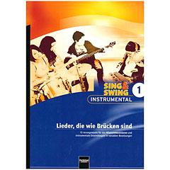 Helbling Sing & Swing - Instrumental 1: Lieder, die wie Brü « Libros didácticos