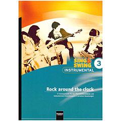 Helbling Sing & Swing - Instrumental 3: Rock around the clo « Libros didácticos