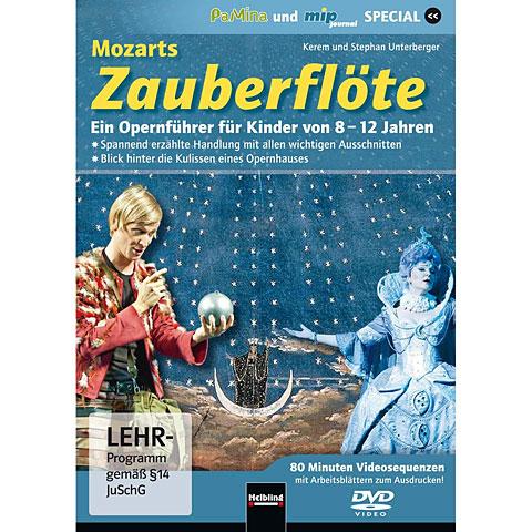 CD Helbling Mozarts Zauberflöte - Ein Opernführer für Kinder