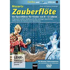 Helbling Mozarts Zauberflöte - Ein Opernführer für Kinder « DVD