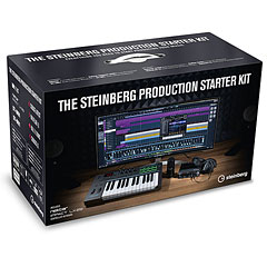 Steinberg Production Starter Kit (incl. Nektar Keyboard) « Audio Interface