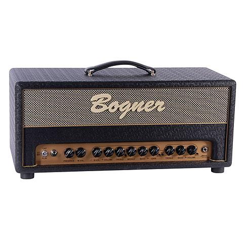 Tête ampli guitare Bogner Shiva 20th Anniversary Reverb EL34
