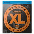 Saiten E-Bass D'Addario EXL160M Nickel Wound .050-105