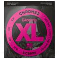Cuerdas bajo eléctrico D'Addario ECB81M Chromes .045-100