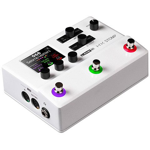 Guitar Multi Effects Line 6 HX Stomp White
